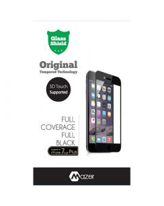 MAZER GLS PROTECTOR FOR IP7+ M-TG-I700FULL55HD-BK