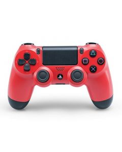 DUALSHOCK4 WIRELESS CONTROLLER CUH-ZCT2G-RED