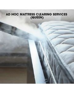 MATTRESS CLEANING CLEANING ADHOC - QUEEN