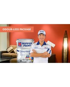 NP ODOURLESS PACKAGE 4-RM