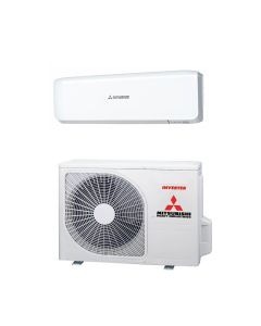 MIT HEAVY SYSTEM 1 AIRCON SRC25ZS-S/SRK25ZS-W