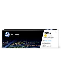 HP 204A YEL TONER 204A YELLOW