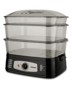 CORNELL FOOD STEAMER 3-TIER CFSEL20L