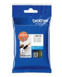 BROTHER INK CARTRIDGE LC3617C