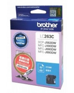 BROTHER INK CARTRIDGE LC263C