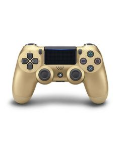 DUALSHOCK4 WIRELESS CONTROLLER CUH-ZCT2G-GOLD