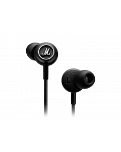 MARSHALL INEAR EARPHONES MODE BLACK AND WHITE