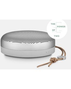 B&O BLUETOOTH SPEAKER BEOPLAY A1 NATURAL