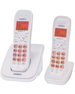 UNIDEN DECT PHONE DUO AS1001-2