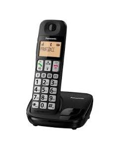 PANASONIC SINGLE DIRECT PHONE KXTGE110CXB