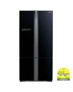 HITACHI RWB735P5MS-GBK 4 DOOR FRIDGE