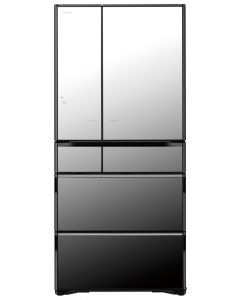 HITACHI 6 DOOR FRIDGE 722L 3 TICKS RX670GS-X