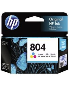 HP 804 TRI COLOR CARTRIDGE