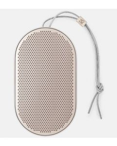 B&O BLUETOOTH SPEAKER BEOPLAY P2 SAND STONE