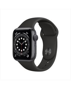 APPLE WATCH SER 6 GPS S-GREY MG133ZP/A