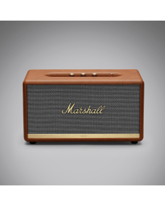 MARSHALL BLUETOOTH SPEAKERS STANMORE BT II BROWN
