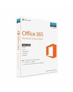 MS 365 PERSONAL OFFICE 365 PERSONAL