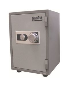 MORRIES FIRE RESISTANT SAFE MS17TS-DIAL/KEY