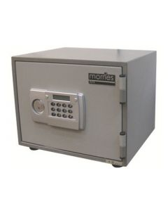 MORRIES FIRE RESISTANT SAFE MS17D-DIGITAL/KEY
