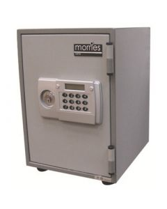 MORRIES FIRE RESISTANT SAFE MS17TD-DIGITAL/KEY