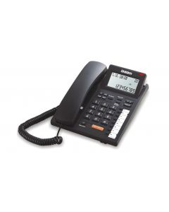 UNIDEN W/DISPLAY CORDED PHONE AS7411BK