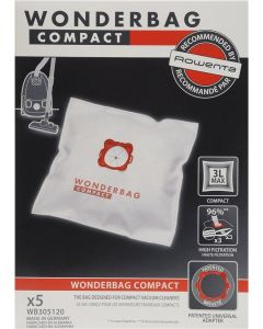 TEFAL WONDERBAG DUSTBAG