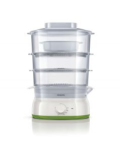 PHILIPS STEAMER 3-TIER (900W) HD9125-DAILY
