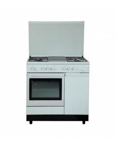 TURBO STAND COOKER - 4 BURNERS T9640WELV