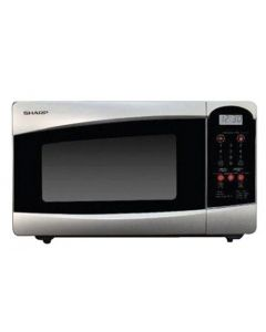 SHARP MICROWAVE OVEN 22L R25C1(S)