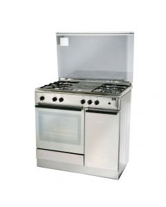 TURBO STAND COOKER - 4 BURNERS T9640WELSSV
