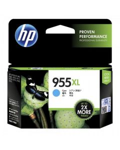 HP 955XL CYAN INK CARTRIDGE L0S63AA