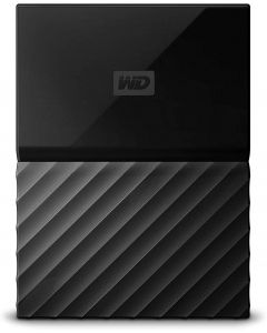 WD MY PASSPORT SLIM EX HDD 2TB WDBS4B0020BBK-WESN