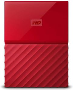 WD MY PASSPORT SLIM EX HDD 2TB WDBS4B0020BRD-WESN