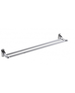 DELFINO DOUBLE TOWEL BAR