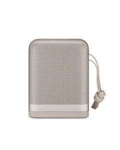 B&O BLUETOOTH SPEAKER BEOPLAY P6 LIMESTONE