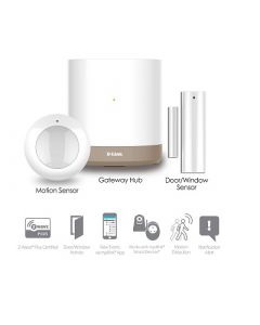DLINK CONNECTED HOME STARTER