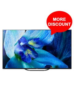 "SONY 55"" 4K OLED ANDROID TV KD-55A8G"