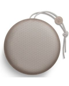 B&O BLUETOOTH SPEAKER BEOPLAY A1 SAND STONE
