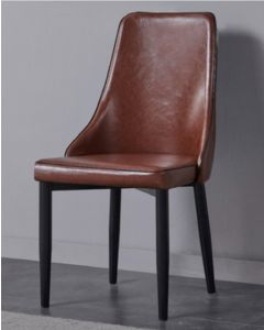 TAYLOR DINING CHAIR BROWN ST.ROM-03-DC-BN