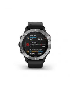 GARMIN FENIX 6 SILVER 47MM SMARTWATCH