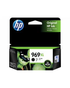 HP 969XL BLK INK CARTRIDGE 3JA85AA