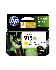HP 915XL YEL INK CARTRIDGE