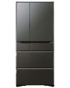 HITACHI 6 DOOR FRIDGE R-WXC670KS-XH
