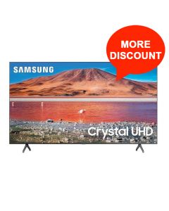 "SAMSUNG 75"" UHD SMART TV"