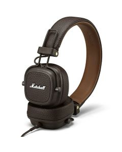MARSHALL ONEAR HEADPHONES MAJOR III BROWN