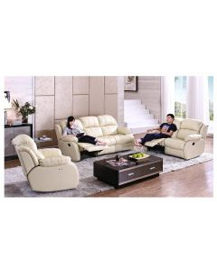 SALVA 3 SEATER RECLINER SOFA 9122EL RR3S