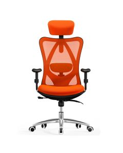 M20 OFFICE CHAIR M20-TAS-ORANGE