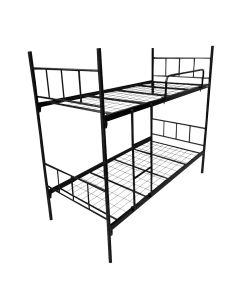 KOREAN BUNK BED METAL FRAME CIFF-235D-BLACK