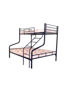 DREAM BED METAL FRAME CIFF-280-BLACK