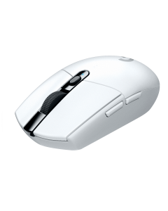 LOGITECH G WIRELESS MOUSE G304 LIGHTSPEED WHITE